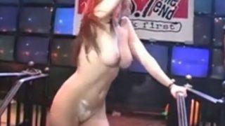 Pole Striptease Club Contest