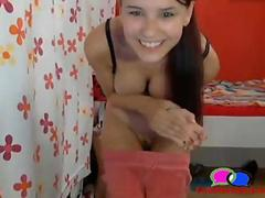 Strip Party Sweet Teen Girl