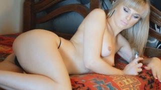 Free Striptease Videos Blonde Jillian Janson