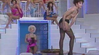 Vintage Nude Striptease Colpo Grosso Contender