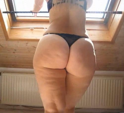 Big ass striping