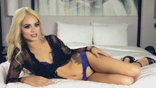 Striptease xxx Videos Sexy Blond Elsa Jean