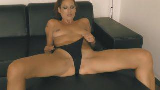 Hot Striptease Videos Nude Model Iveta Rucka Backstage