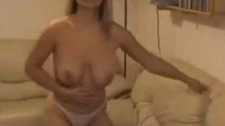 Strip Tease xxx Sexy British MILF