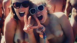 Striptease Free Video Skinny Dip World Record