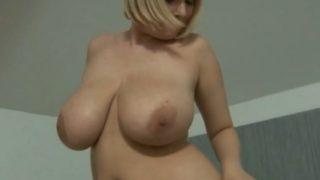 Striptease xxx Big Boob Busty Blond