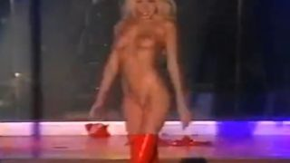 Hot Striptease xxx Miss Nude Sydney Sexy Blond Natasha Brock