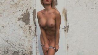 Best Striptease Video Glamour Model Eva Kiss