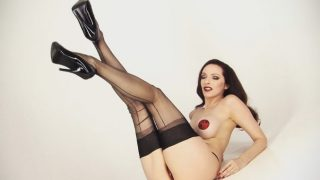 Hot Striptease Video Showcasing Emily Marilyn As A Feature Dancer