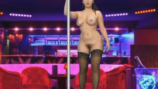 Striptease On Stage Watch Italian Big Butt Babe Valentina Nappi Nude