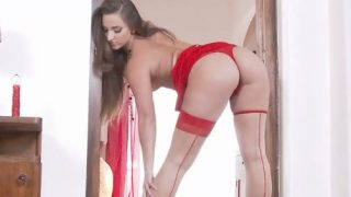 Striptease Hot Watch Gorgeous Solo Girl Amirah Adara Nude and Sexy