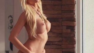 Striptease Babes Watch Playboy Ultimate Babe Kyara Tyler Naked Body