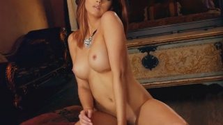 Striptease Naked Watch Redhead Playboy Model Chandler South