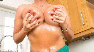 Busty Striptease Watch Busty Blonde With Amazing Boobs Lucy Zara