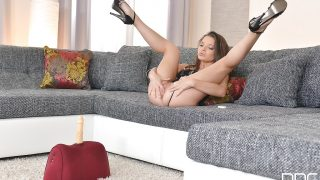 Best Striptease Watch Gorgeous Chick Anita Berlusconi Spreads Her Legs