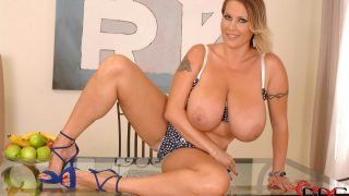 Striptease Video Watch Busty Milf Laura Orsolya Frees Her Huge Breasts