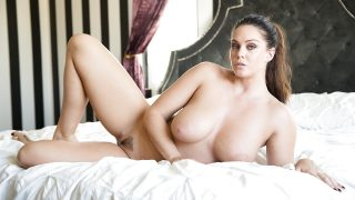 Strip Tease Video Watch Solo Chunky Babe Alison Tyler Large Natural Boobs
