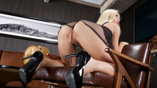 Erotic Striptease Watch Stunning Blonde Alex Grey Releasing Pink Twat