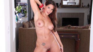 Nude Striptease Watch Brunette Milf Slut Dylan Dole Fingering In Stockings