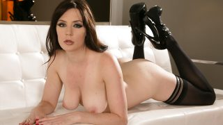 Strip Videos Watch Bosomy Brunette Slut Samantha Bentley Fingers Pussy