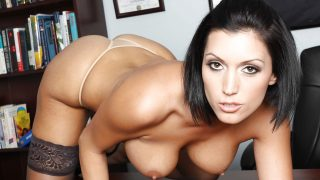 Nude Striptease Watch Stylish Busty Babe Dylan Ryder Shows Big Breasts