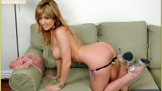 Real Striptease Watch Lusty Babe Tyla Wynn Shows Her Clit