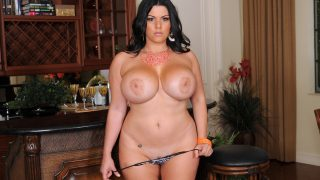Busty Striptease Watch Cuban Slut Angelina Castro Expose Huge Boobs