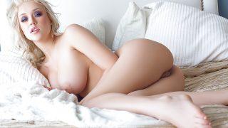 Strip Tease Nude Watch Busty Playboy Babe Sabrina Nichole Big Boobs
