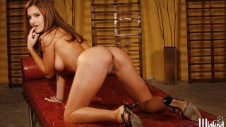 Strip Videos Watch Pretty Babe Andie Valentino Teasing Wet Pussy