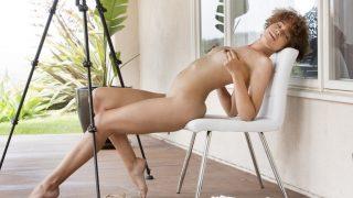 Full Striptease Watch Leggy Playboy Model Sheila J