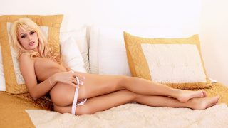 Blonde Chick With Big Boobs Nude Strip Tease Watch Erica Fontes