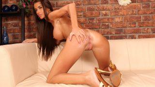 Glamour Solo Model Striptease xxx Watch Nessa Devil