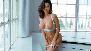 Playboy Cyber Public Striptease Watch Brunette Divina