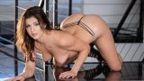 Very Hot Striptease Watch Sweet Teen Girl Leah Gotti