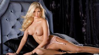 Strip Tease Playboy Video Watch Busty Blonde Kristen Nicole