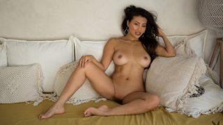 Model Pretty Striptease Video Watch Asian Brunette Viviane Leigh