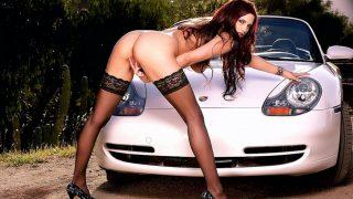 Naked Sexy Strip Watch Redhead Goddess Jayden Cole