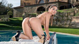 Striptease To Nude Watch Big Titted Beauty Jimena Lago