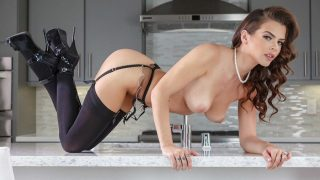 Phenomenal Busty Solo Naked Girl Strip Tease Watch Keisha Grey