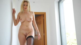 Busty Blonde Nude Sexy Stripper Babe Watch Hayley Marie Coppin
