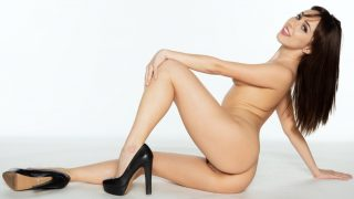 Super Sexy Busty Brunette Naked Hot Striping Watch Jenna Sativa