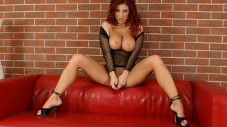 Big Boobed Ginger Hottie Erotic Strip Video Watch Ashley Robbins