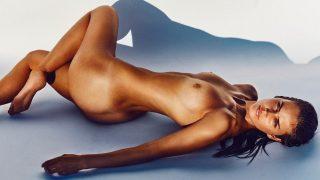 Well Curved Hot Nude Playboy Model Striptease Watch Johanne Landbo