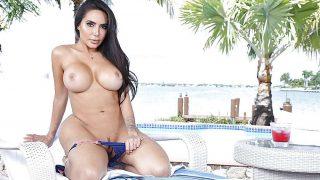Curvy Latina Beauty Sexy Strip Nude Video Watch Lela Star