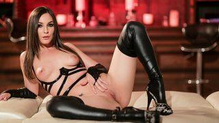 Lovely Brunette Babe Nude Streaptease Video Watch Pepper Xo